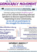 Daring Democracy Author Event