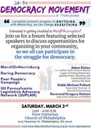 Daring Democracy Author Event