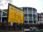 Poetry Evening at Alexandra Park Library