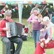 Jazz Picnic in Woodside Park