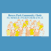 Bowes Park Community Choir performance