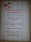 This Valentine's at The Springfield
