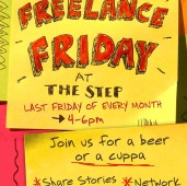Freelance Friday meet up