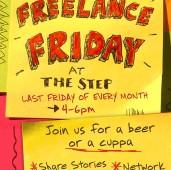 Freelance Friday meet up