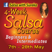 BEGINNERS/ INTERMEDIATE SALSA COURSE!!!