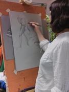 Drop-in Life Drawing Classes at Tottenham Chances
