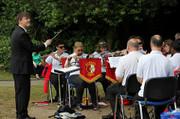 Barnet Band in The Grove, Alexandra Park