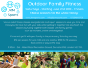 Outdoor Family Fitness - JKM Sports