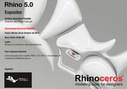Presentación Rhino 5.0 Universidad Nacional Medellín