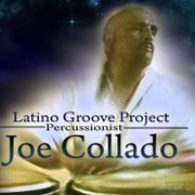 Latino Groove Project CD Cover