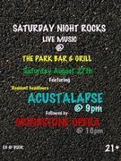 SATURDAY NIGHT ROCKS - LIVE MUSIC