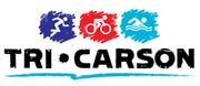 Tri-Carson triathlon plus 5K, 1K kids dash, mile walk