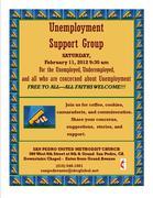 SPUMC Unemployment Support Group