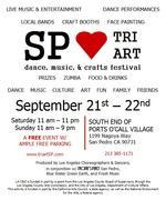 The SP ♥ Tri Art festival