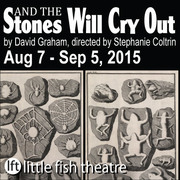 And the Stones Will Cry Out by David Graham