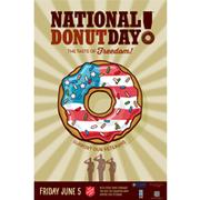 National Donut Day Celebration at the Battleship USS Iowa