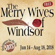 Shakespeare by the Sea's The Merry Wives of Windsor