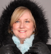 Winter look.  Lynne G. Riley