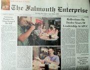 Davidson Calfee, The Enterprise Newspaper