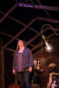As Louise from Flat Earth Theatre's Rocketman