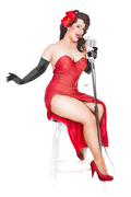 Pin Up Modeling