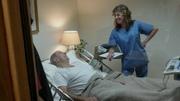 """David Cook as""""Patient"""""""