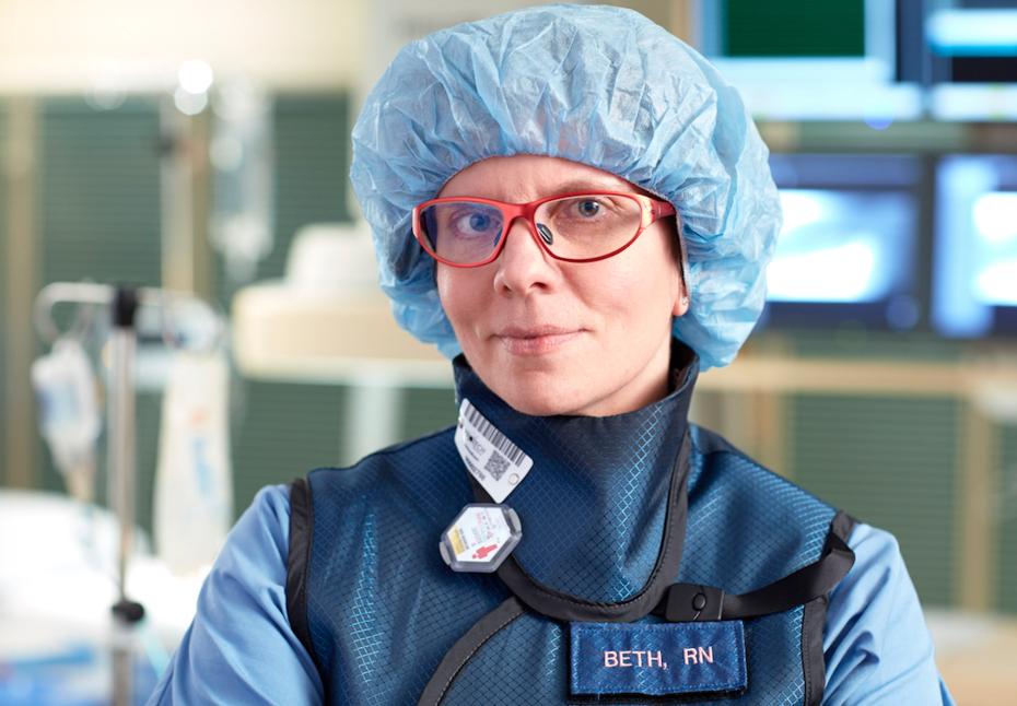 Surgical Nurse Role - safety gear