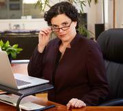 Tiffany Howcroft Business Glasses