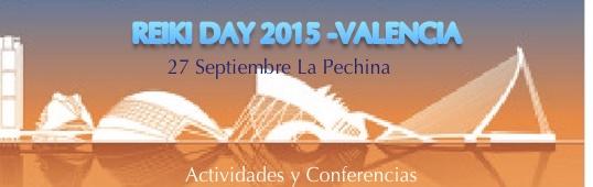 Congreso DIA REIKI 2015 Valencia