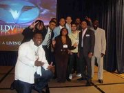 All the crew at The World Ventures Acceleration Training