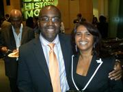 Gary John Lewis, Barclays Wealth with Paulette West MBE