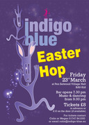 Indigo Blue Easter Hop - Cancelled due to lack of ticket sales