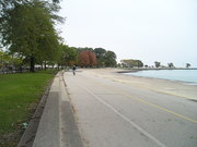 between north ave. and oak street