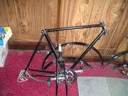 My bike is apart
