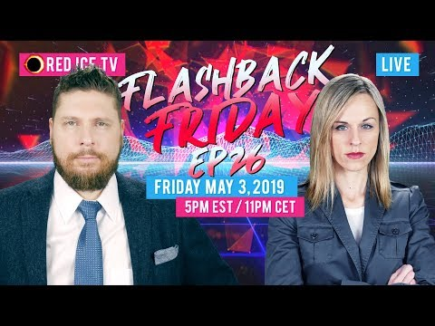 """Flashback Friday 3rd May 2019 - Ep26 - Facebook Purge, Turncoats & """"Dying Of Whiteness"""""""