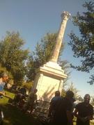 Mussolini Pillar