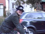 Guy Fawkes Bonfire Tweed Ride