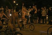 Naked Bike Ride 2010