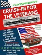 Cruise In For Veterans