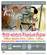 2nd Bike Winter Fashion Show