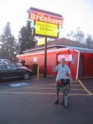 John at the Breakers tiki bar and Chinese Restaurant on the Tour de Tiki