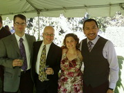 Cam, Saul, Julie and Hector