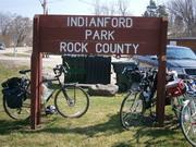 Indianford, Wisconsin.