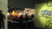 The Peggy Notebaert Nature Museum Exhibit: Bikes! The Green Revolution!