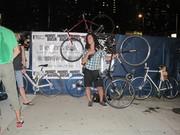 Premium Rush Bike Ride and Chrome Party