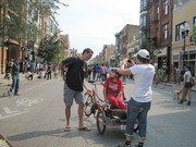 Open Streets Wicker Park September 16 2012