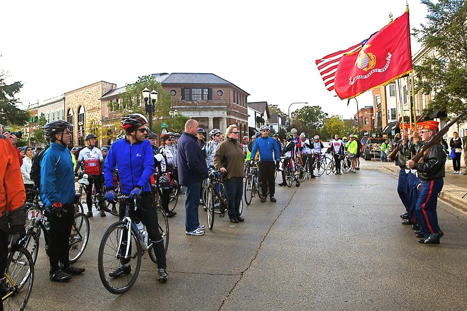2012 Barrington Honor Ride & Run