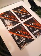 MNR Spoke Card Production