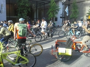 Chicago Critical Mass - 30 May 2014