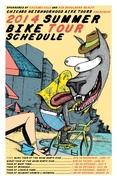 Summer 2014 - Chicago Neighborhood Bike Tours